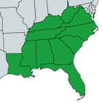 Southern Division Map