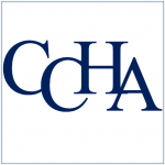 CCHA Logo with border